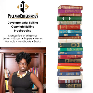 Polland Enterprises, black-owned professional writing and editing services