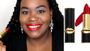 My FAVORITE Fall Lippies from Black-Owned Businesses