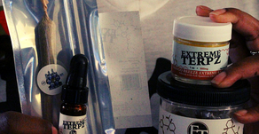 I Tried 4 BLACK-OWNED CBD BRANDS, here's my review
