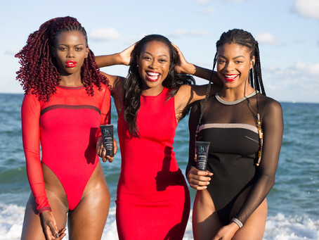 Protect your Melanin with Black Girl Sunscreen
