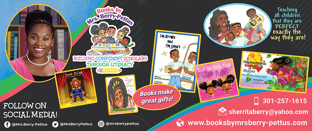 Books by Mrs.Berry-Pettus