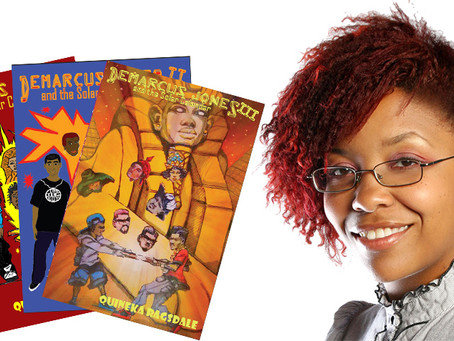 One of a Kind Adventure Book Series Helps Black Youth Understand Their Unique Roots