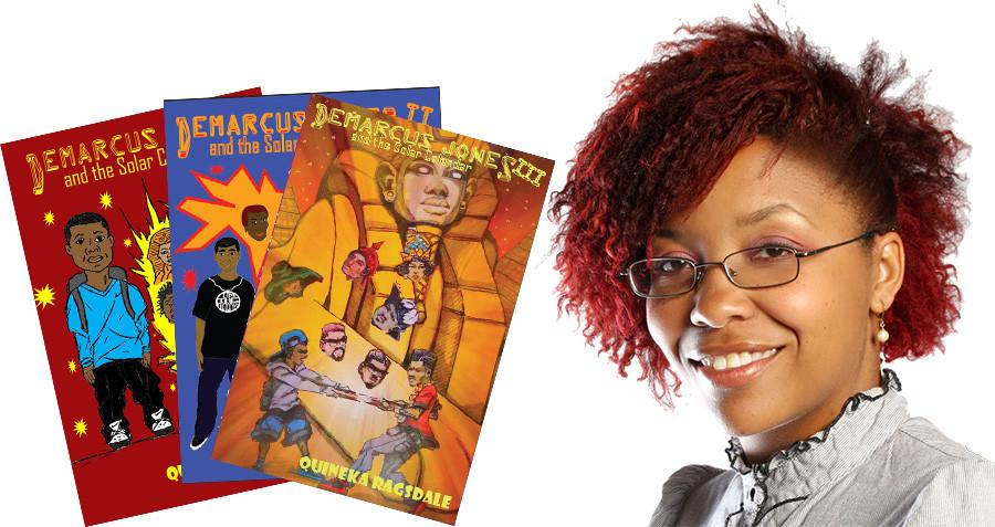 Demarcus Jones book series