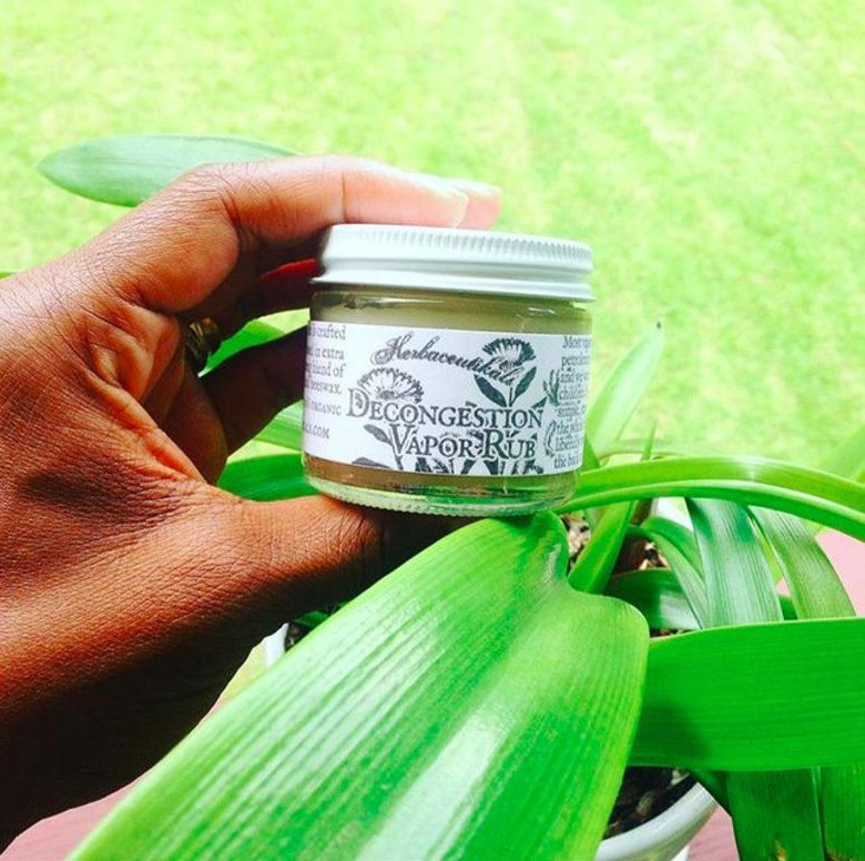Herbaceutikals Decongestion Vapor Rub