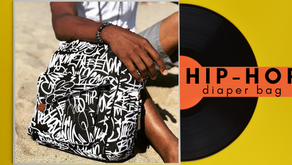 Celebrate Dads and New Dads with a Diaper Bag for Hip-Hop Lovers