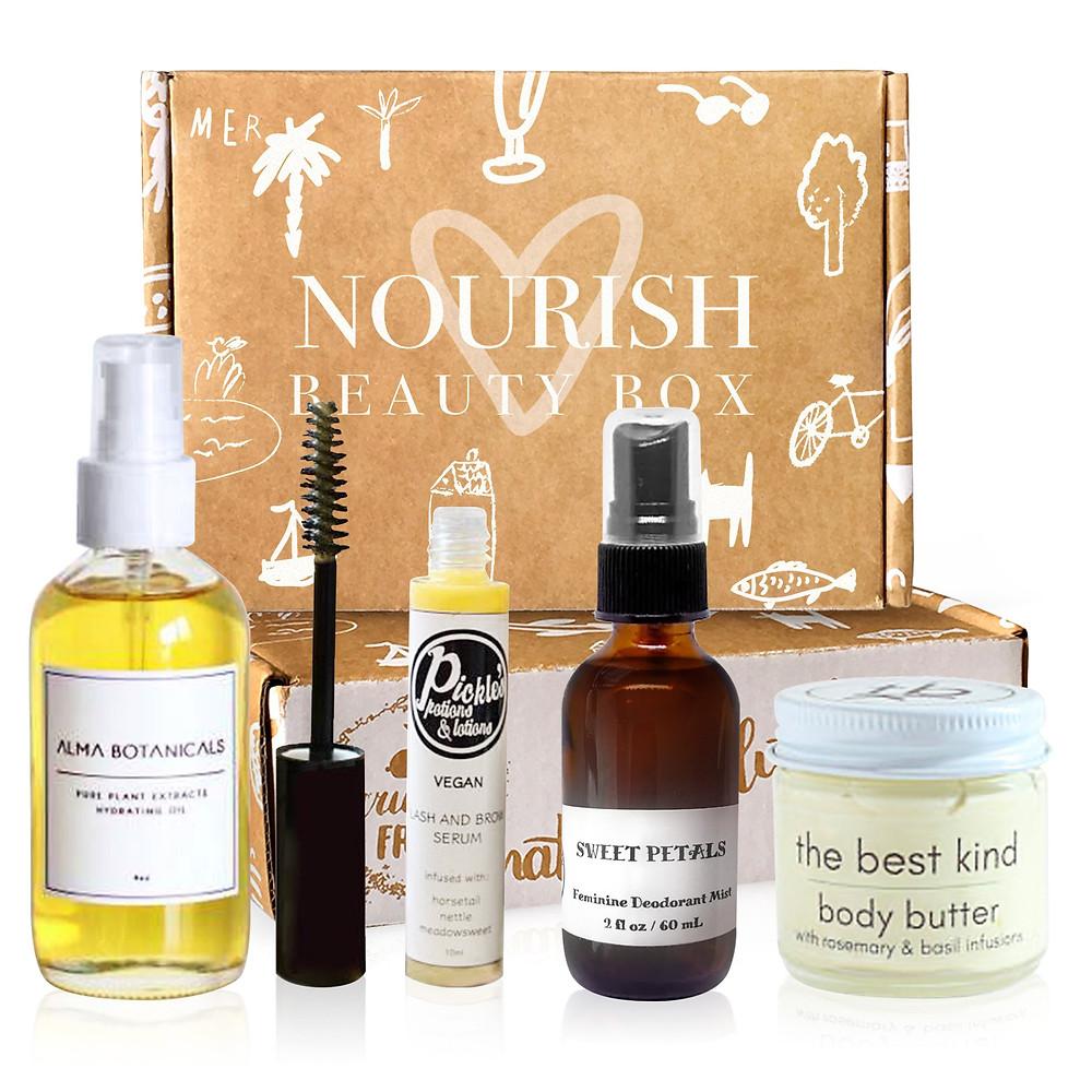www.nourishbeautybox.com