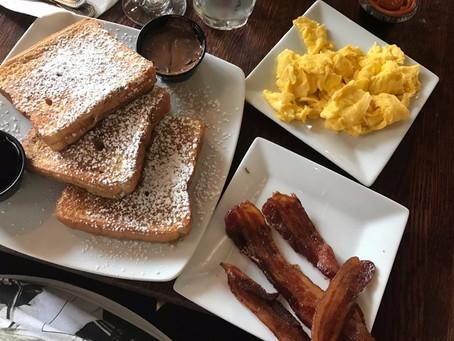 Have you been to Teavolve Cafe for brunch?