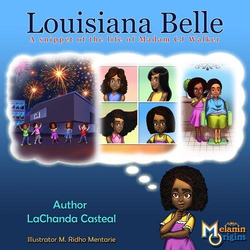 Louisiana-Belle-Madam-cj-Walker