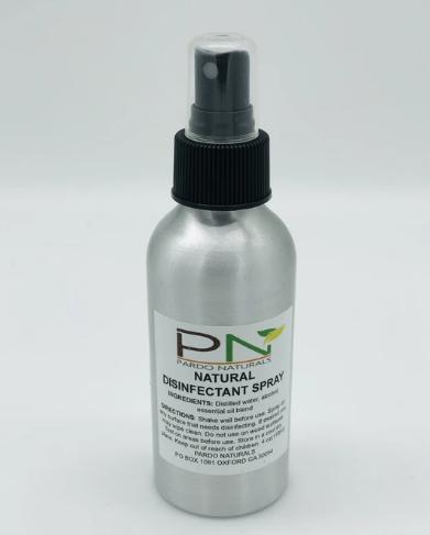Pardo Naturals Disinfectant Spray