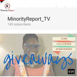 (WATCH NOW) New Giveaway Video! I gave away products from 4 BLACK OWNED BUSINESSES to some lucky FAN