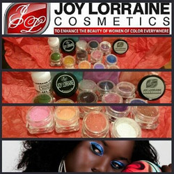 O to _joy_lorraine_cosmetics! When we spoke about my vision for this vlog to promote #BlackOwnedBusi