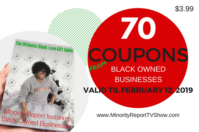 Black Business Coupon Book
