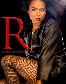 Minority Report | Roshe' Cosmetics/BEAT School of Makeup Artistry
