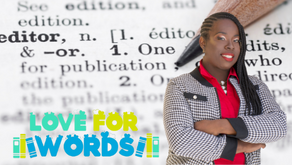 When Grammarly isn't enough, hire CaTyra Polland, Love for Words to edit your books and projects