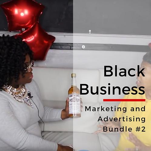Marketing and Advertising Bundle #2
