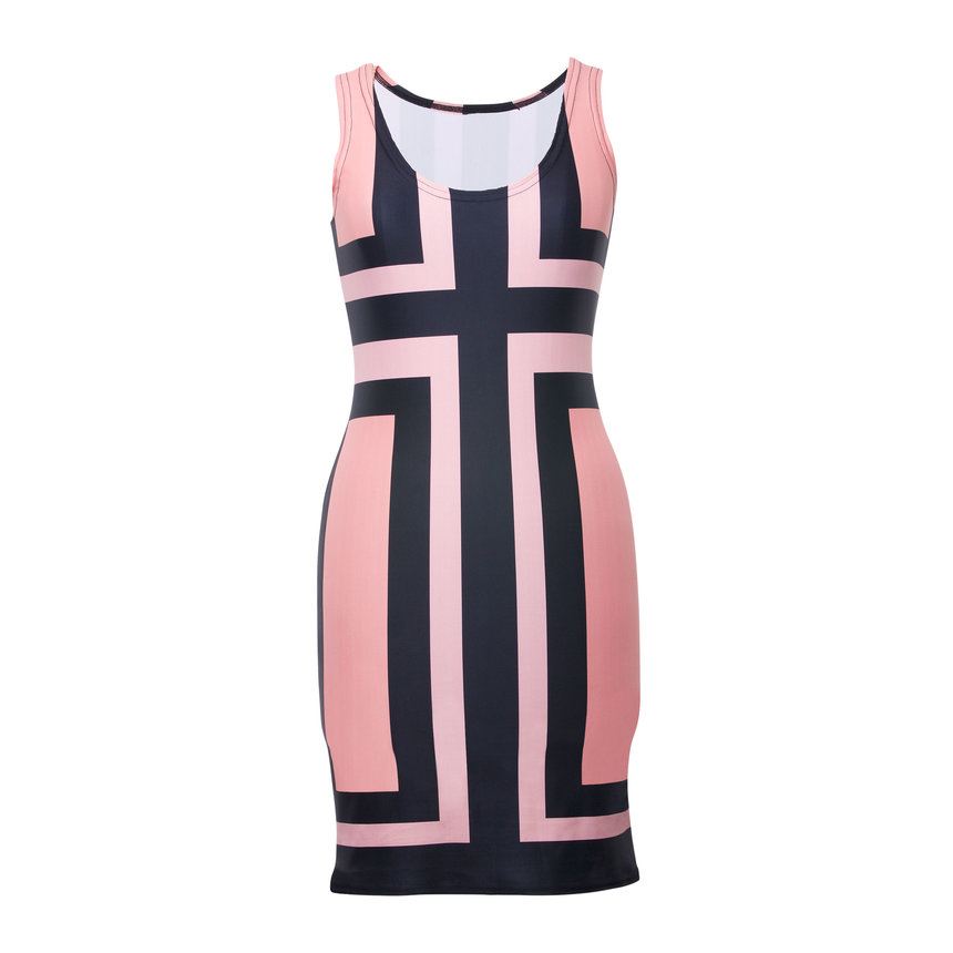 joi louise the label tribal dress