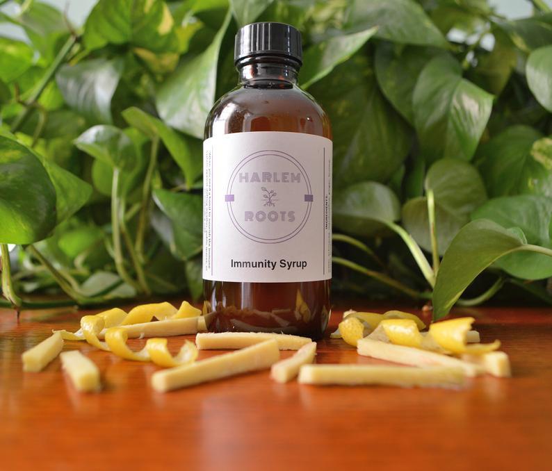 Harlem Roots Immunity Syrup