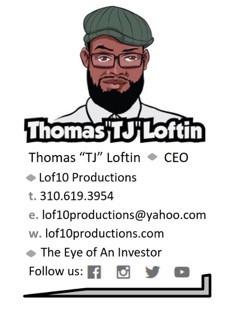 Car Enthusiast, Business Coach - TJ Loftin