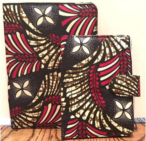Cee Cee's Closet, unique headwraps and accessories made of African wax print