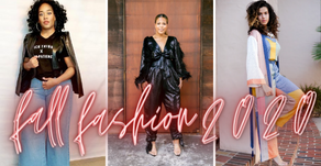 7 Fall Fashion Trends to Add to Your Wardrobe from Black-Owned Labels