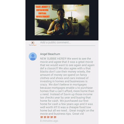 What ppl are saying about the latest Minority Report video Straight Outta Compton_Straight Into Busi