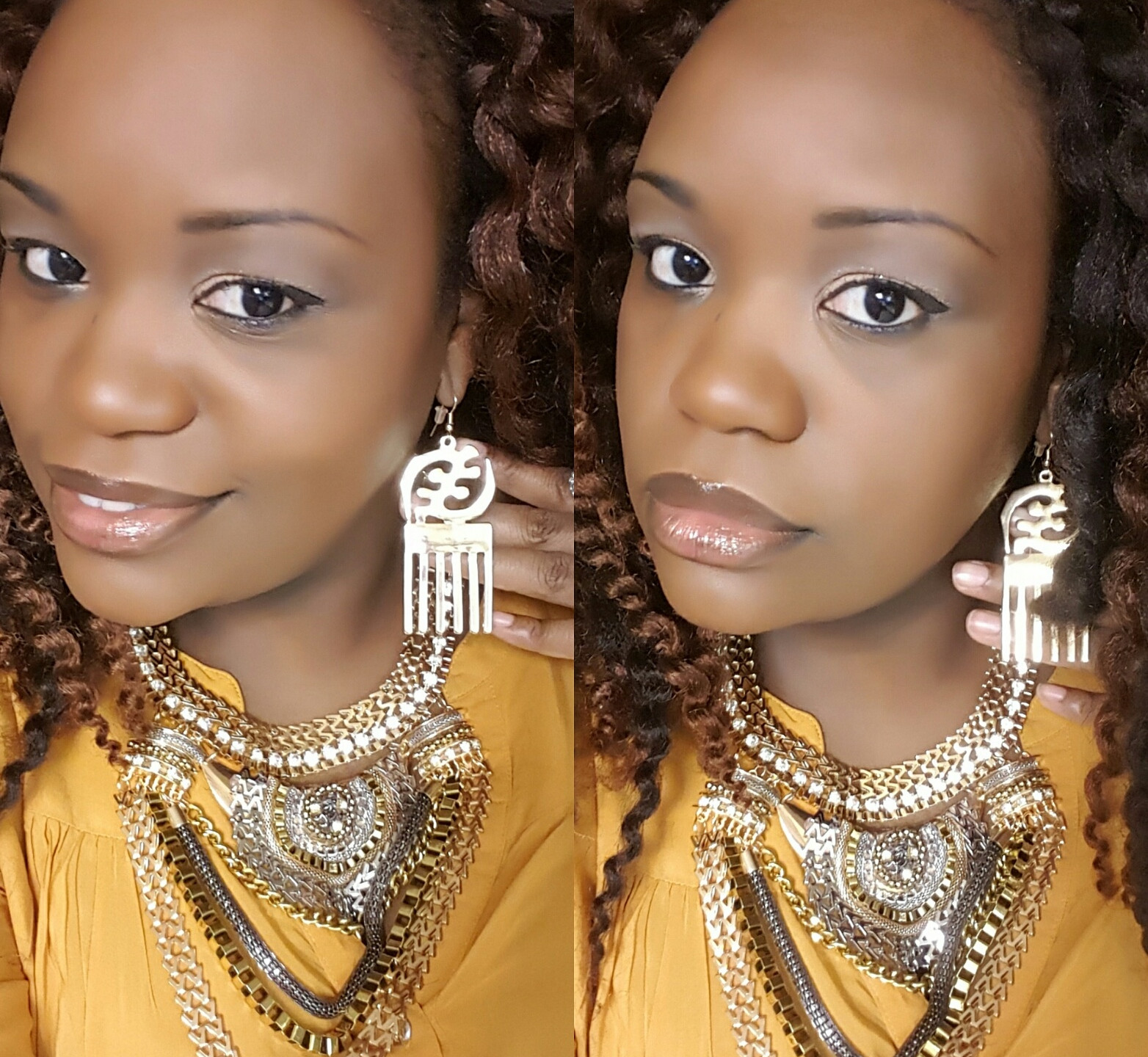 BDPD Nyame Earrings
