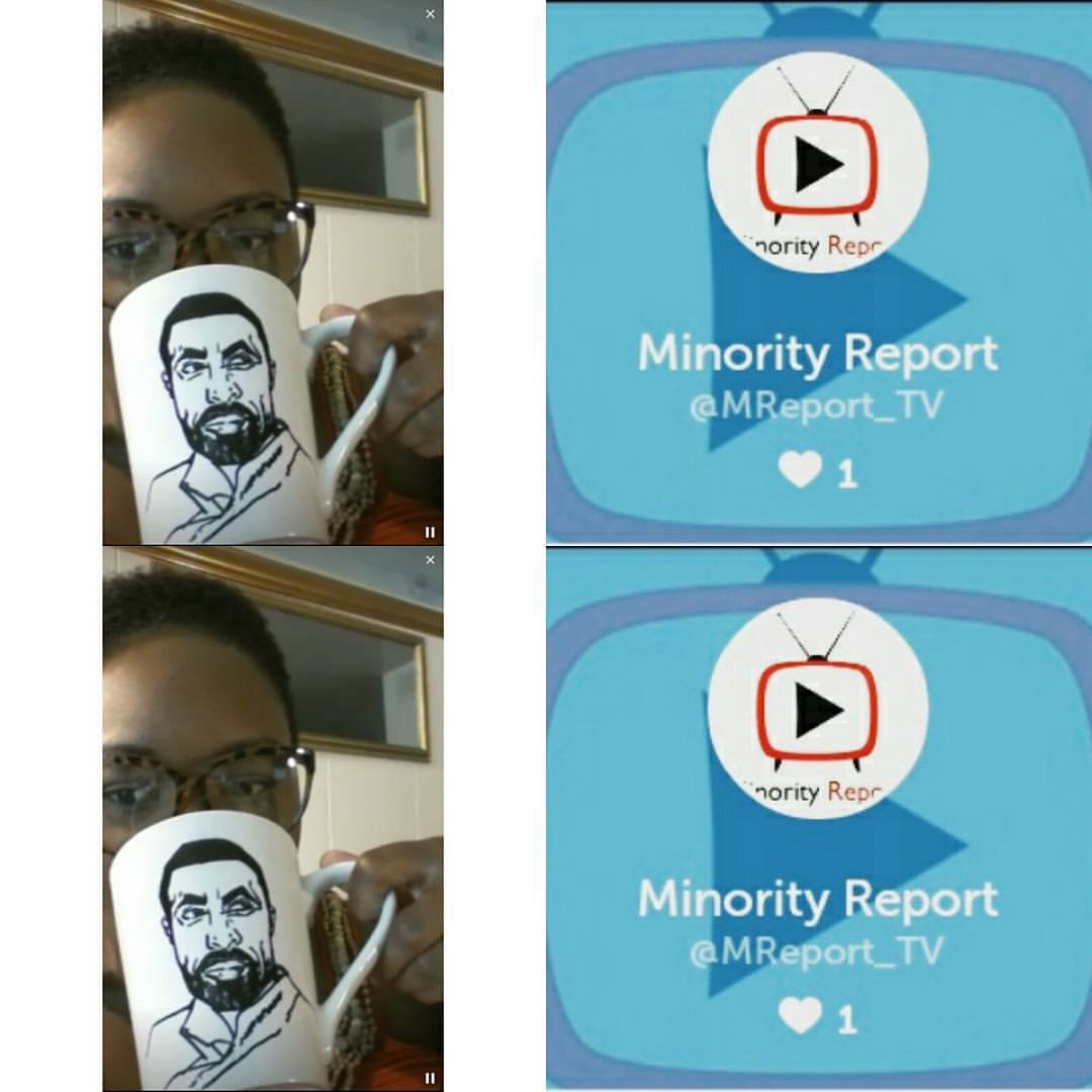 Minority Report on Periscope!