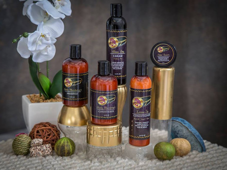 Chemical-Free Black-Owned Hair Care Brand Formulated For All Hair Types