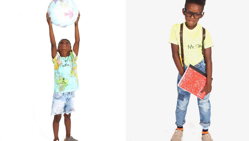 Vivid Kids Apparel, Black-owned kids clothing