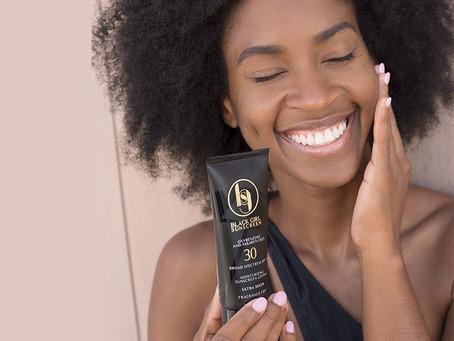 Black Girl Sunscreen, Sunscreen for Dark Skin Is a Must
