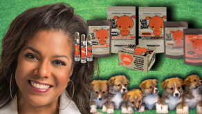 Barbara Clarke, owner of Lick You Silly Premium Pet Products