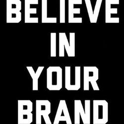 A #brand you believe in sales itself! #BeBlack #ThinkBlack #BuyBlack #Entrepreneur #BizLeader #Econo