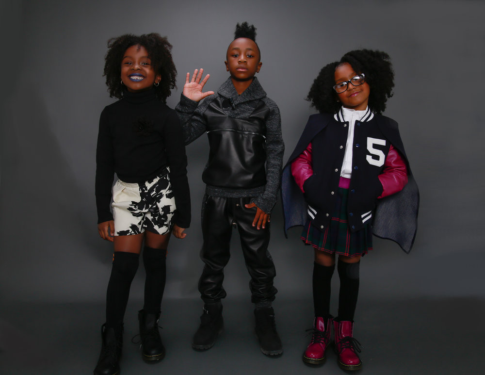 Five Karats, Black-owned luxury clothing brand designed exclusively for children and teenagers