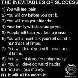 Are you willing to pay the cost to be the boss_ #BlackBusinesses #Success #Entrepreneurship #Turndow