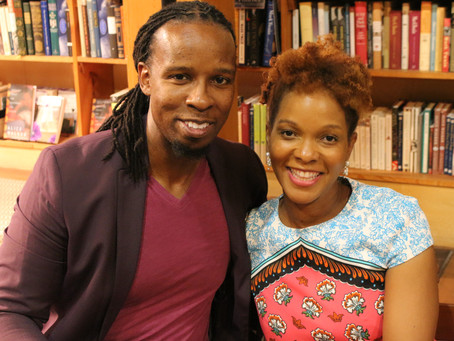 An Evening with Ibram X. Kendi and Imani Perry