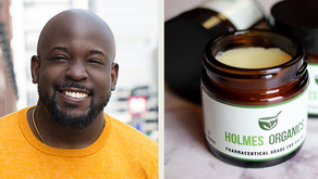 Black-Owned CBD Product Line Founder and CEO, Corey Holmes Launches Startup Academy