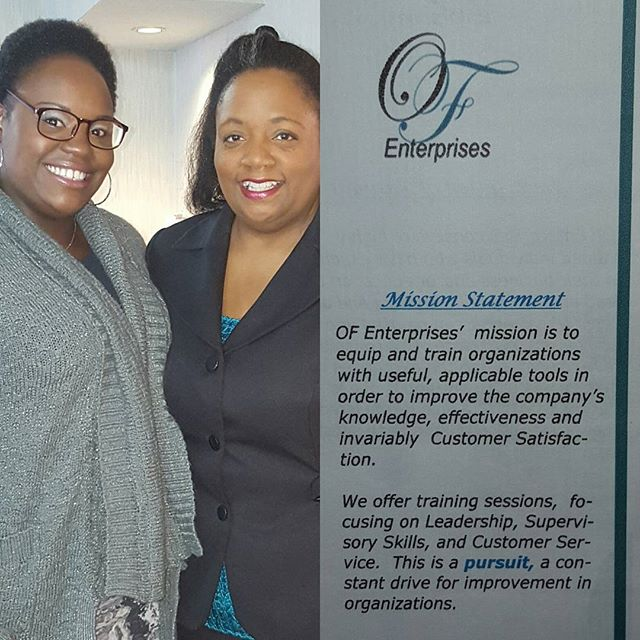 Had the pleasure of attending OF Enterprises open house! Dawn Offei is an expert leadership, CSR, &
