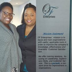 Had the pleasure of attending OF Enterprises open house! Dawn Offei is an expert leadership, CSR, &