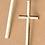 Thumbnail: Fashion Cross Earrings