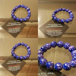 O to _clairexpressions!! CREATIVE AND HANDCRAFTED  #wristwear #jewelry #fashion #womenswear #bracele