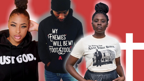 Grateful, Thankful, and Blessed! Rep your Faith with Black Owned Christian Apparel