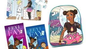 African Fairy, Feyi Fay, is Your Child's Favorite New Super Hero & Friend