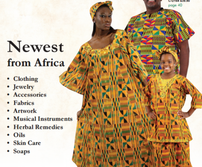 Online store sees surge of African pride in the age of Trump