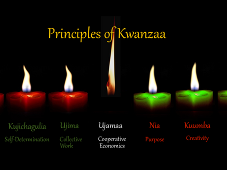Here is where you get your Kwanzaa Kinaras, candles, gifts, and more