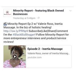 _inertiamassage1! Link in bio! #WomenInBusiness #Hustlers #BlackBizBuzz #BlacksInBiz #BlackBizBlogg