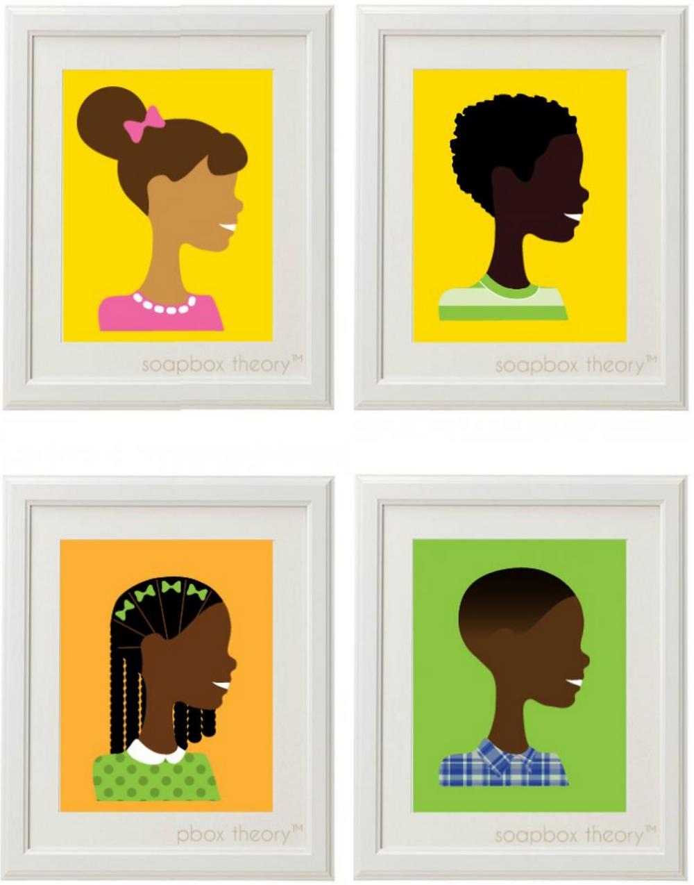 Soap Box Theory, Black-owned prints, supplies, home decor and more