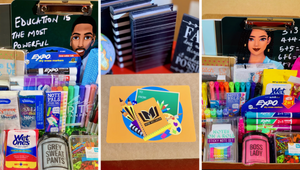 Moe Melanin, Black-owned school & office supplies