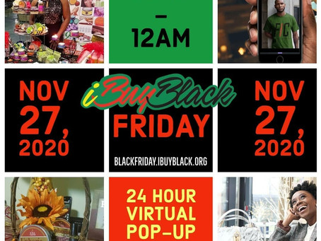 iBuyBlack Launches Unprecedented Virtual Shopping Experience As COVID Cases Rise