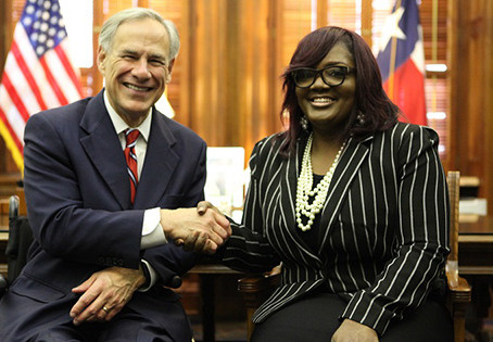 Founder of Black-Owned Juice Brand Honored by the Governor of Texas