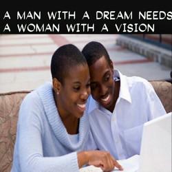 #DreamBig #CastVision #HustleAsATeam #BeBlack #ThinkBlack #BuyBlack